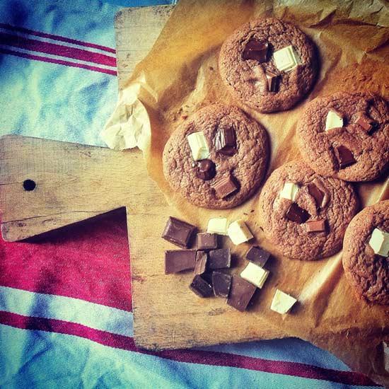 Home made desserts